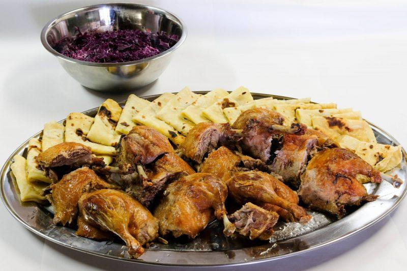 Pečená kačica